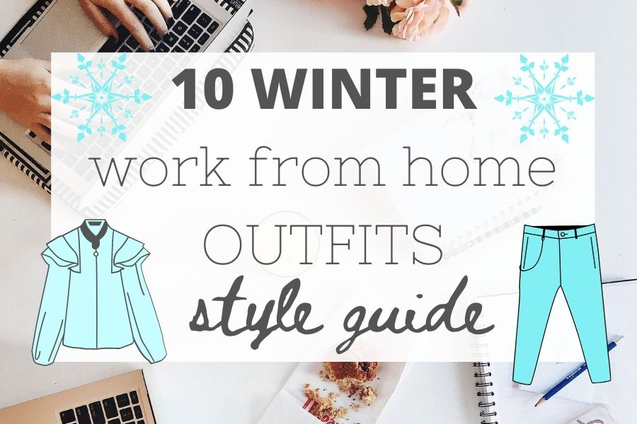 10 winter work from home outfits