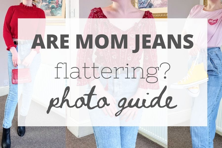 Are mom jeans flattering
