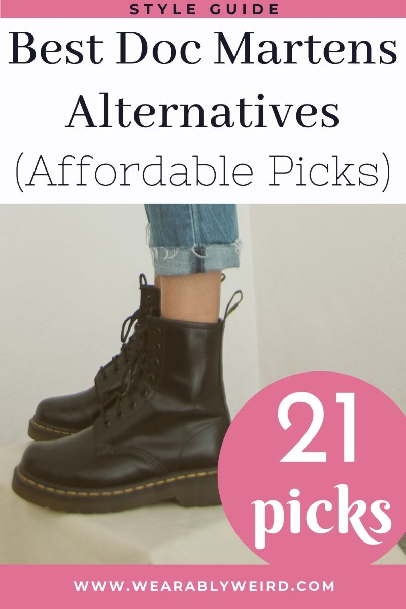 Doc Martens Alternatives
