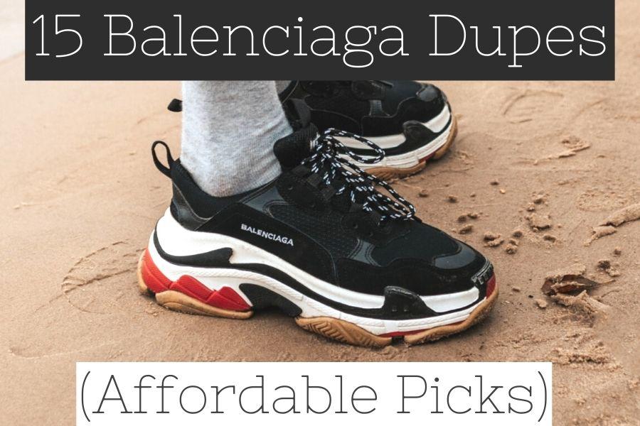 shoes that look like Balenciaga