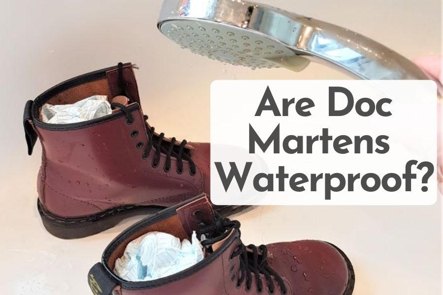 Are Doc Martens Waterproof
