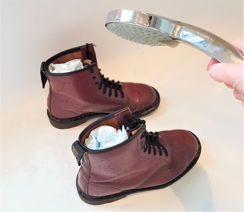 are Doc Martens waterproof review