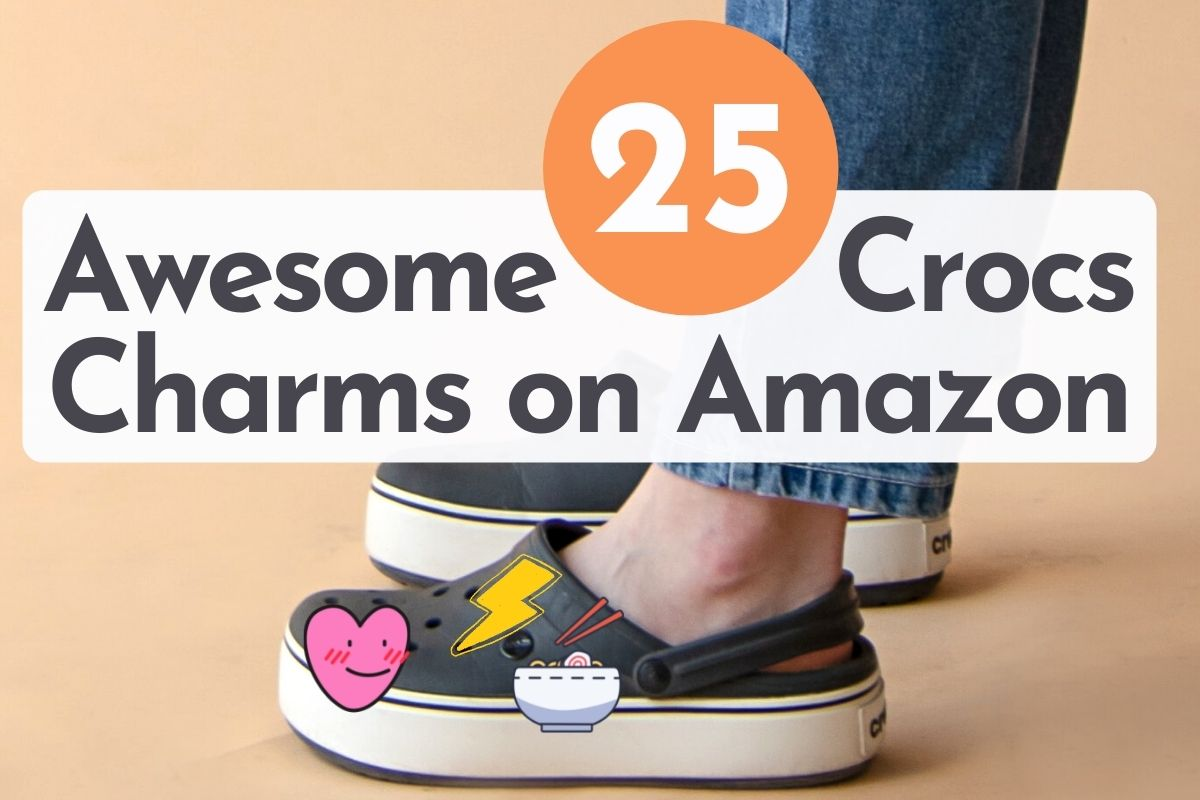 Croc Charms Amazon picks