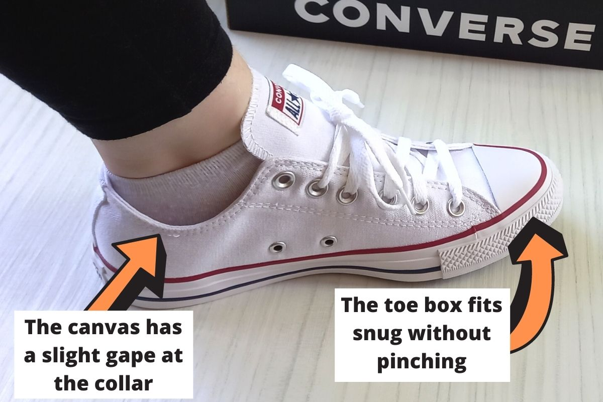 Do Converse Run Big or Small